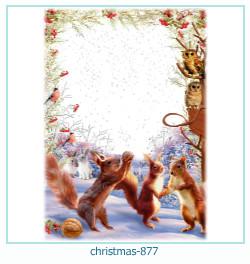 Vánoční foto rámeček 877