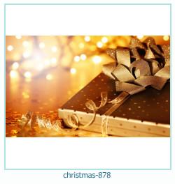 Vánoční foto rámeček 878