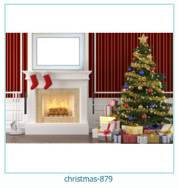 Vánoční foto rámeček 879