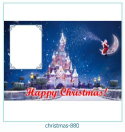 Vánoční foto rámeček 880