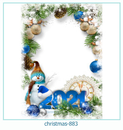 christmas Photo frame 883