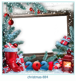 christmas Photo frame 884