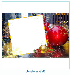 christmas Photo frame 890