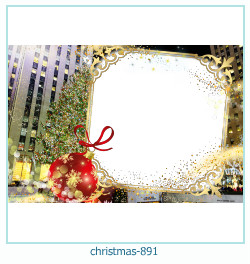 christmas Photo frame 891