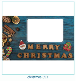 christmas Photo frame 893