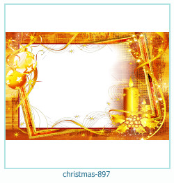 christmas Photo frame 897