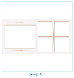 Picture Collage cornice 101