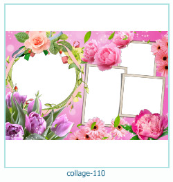 Collage picture frame 110