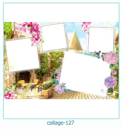 Picture Collage cornice 127
