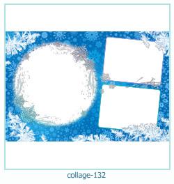 Kolaż rama obrazu 132