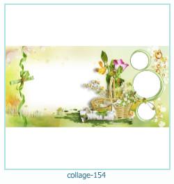 Collage Bilderrahmen 154