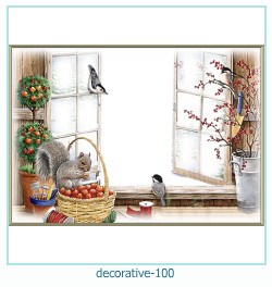 decorative Photo frame 100