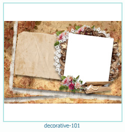 decorative Photo frame 101