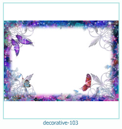 decorativo Photo Frame 103