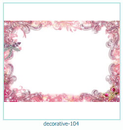decorative Photo frame 104