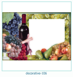 decorativo Photo Frame 106