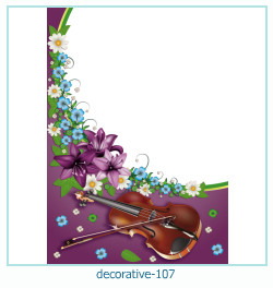 decorativo Photo Frame 107
