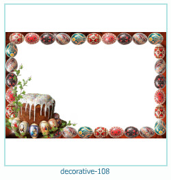 decorativo Photo Frame 108