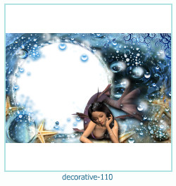 decorativo Photo Frame 110