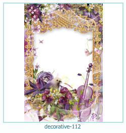 decorativo Photo Frame 112