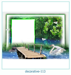 decorativo Photo marco 113