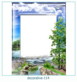 decorativo Photo Frame 114