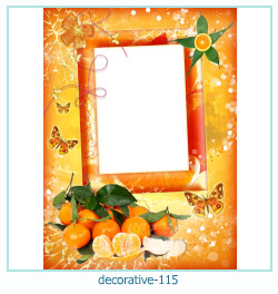 decorativo Photo Frame 115