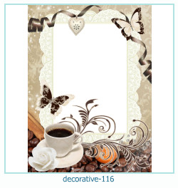 decorativo Photo Frame 116