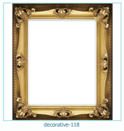 decorativo Photo Frame 118