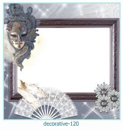 decorativo Photo Frame 120