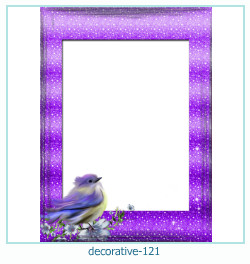 decorative Photo frame 121
