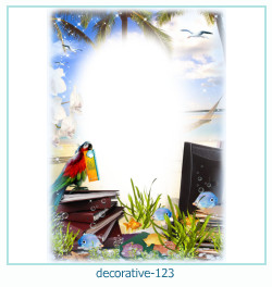 decorative Photo frame 123