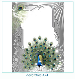 decorative Photo frame 124