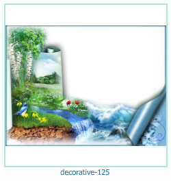 decorative Photo frame 125