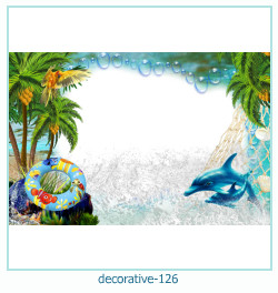 decorativo Photo frame 126