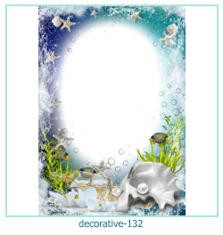 decorativo Photo frame 132