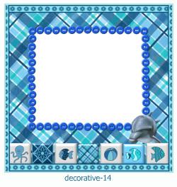decorativo Photo frame 14