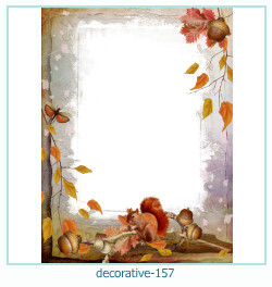 decorative Photo frame 157