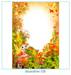 decorative Photo frame 158