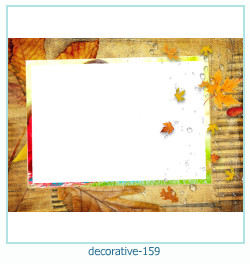 decorative Photo frame 159