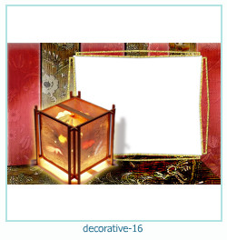 decorative Photo frame 16