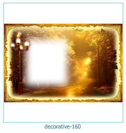 decorative Photo frame 160