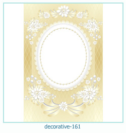 decorative Photo frame 161