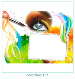 decorative Photo frame 162