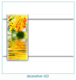 decorative Photo frame 163