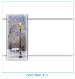decorative Photo frame 165
