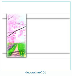 decorative Photo frame 166