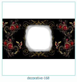 decorative Photo frame 168