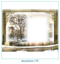 decorative Photo frame 170