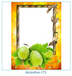 decorative Photo frame 173